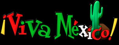 Logo Viva México