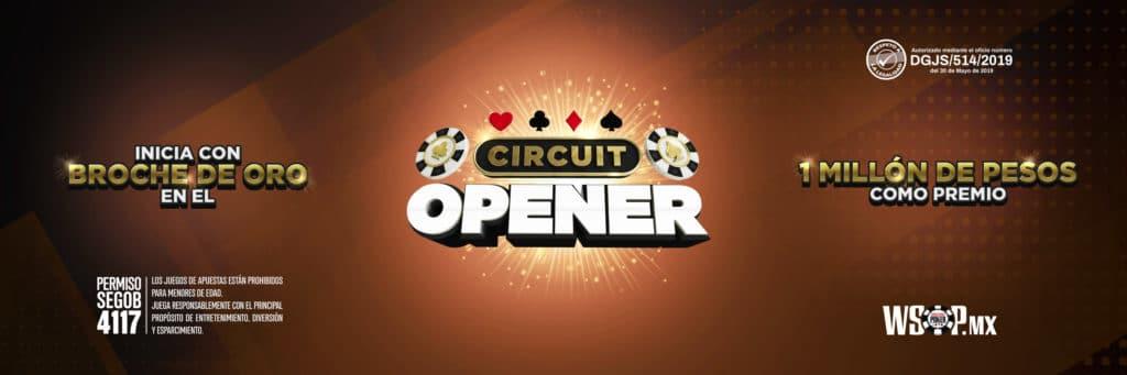 Resultados del Circuit Event #2: CIRCUIT OPENER